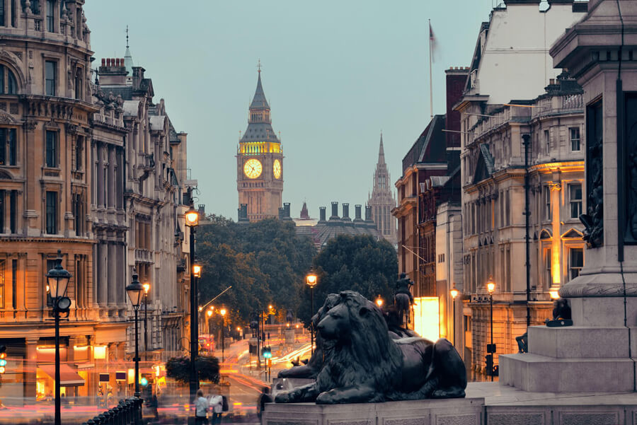 London-Traffalgar